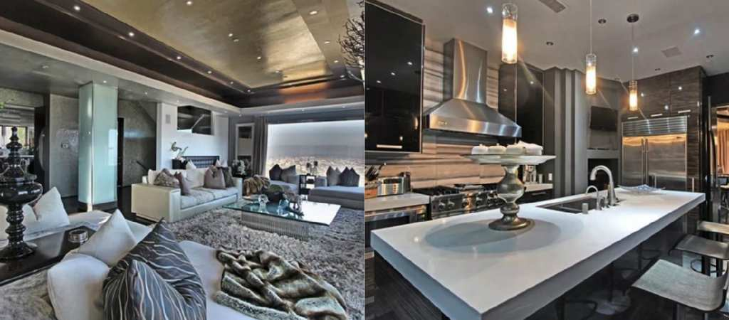 Pictures of celebrity houses in the hamptons