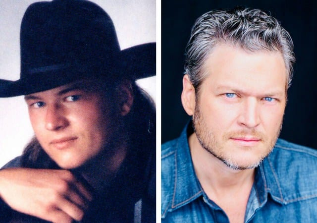 21 Yearbook Pictures Of Country Singers Like You Never Seen Before