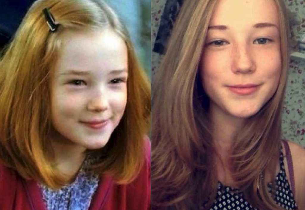 These girls from Harry Potter are all grown up and their