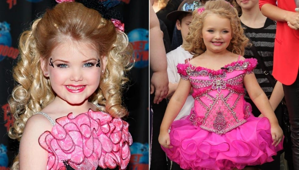 e278c858c51e What are the girls from Toddlers and Tiaras up to today?   Social ...