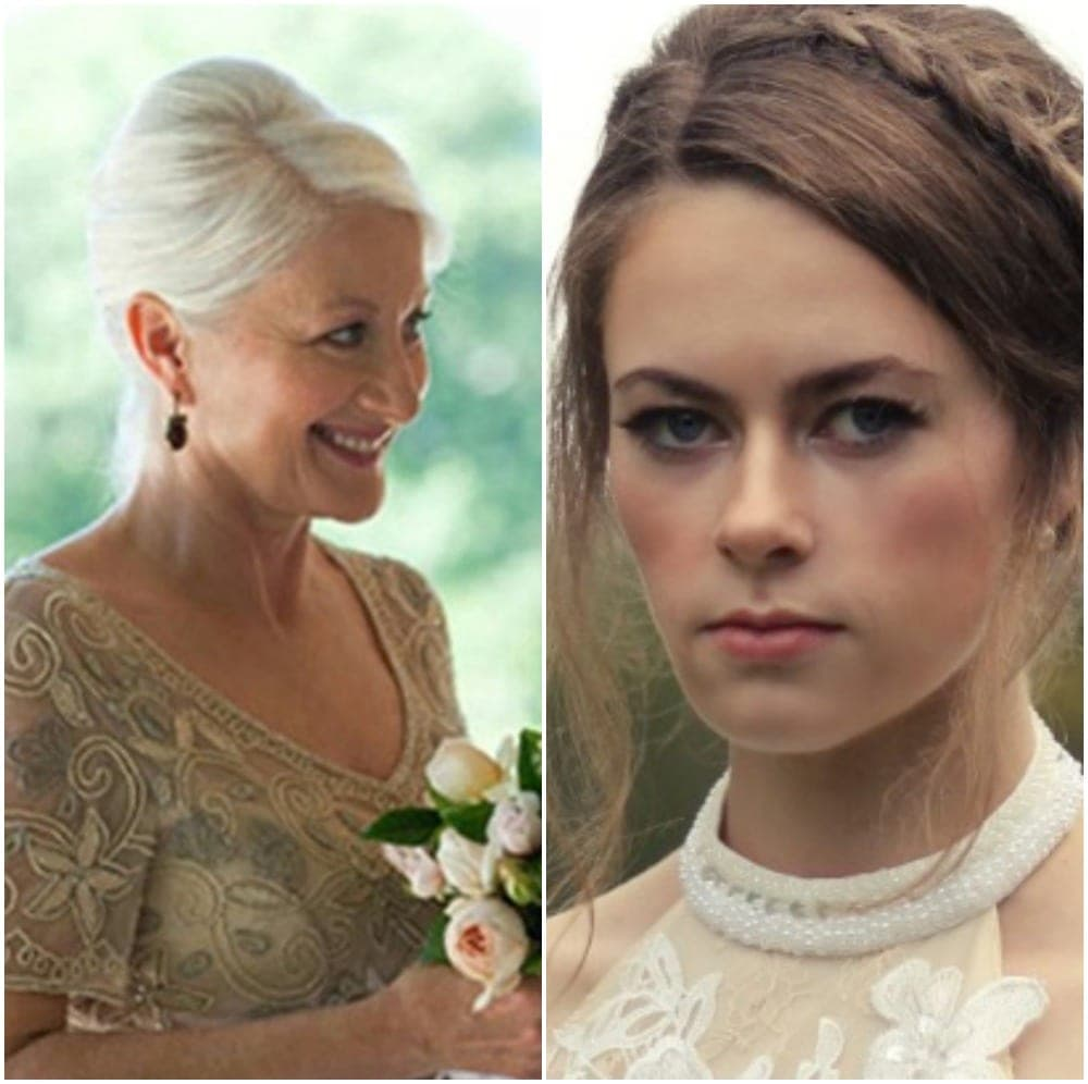 Bride demands explanation after catching her mother-in-law in her